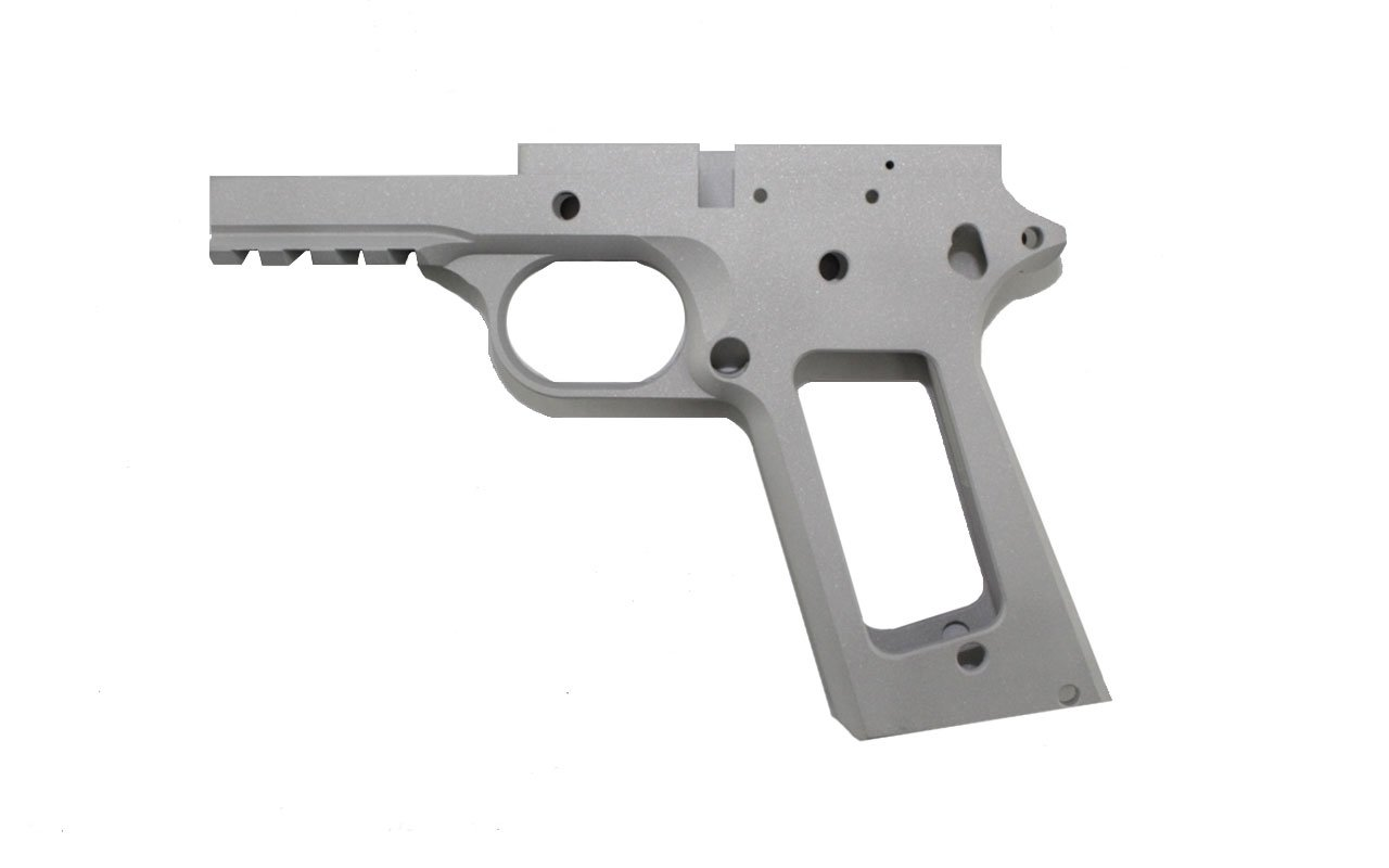 "45 / Government 5"" Tactical  / Bead Blasted Frame"