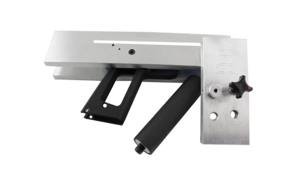 "45 / Government 5"" / Anodized Black 1911 80% Frame & Jig Bundle"