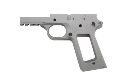 """9 / Government 5"""" Tactical  / Bead Blasted Frame"""